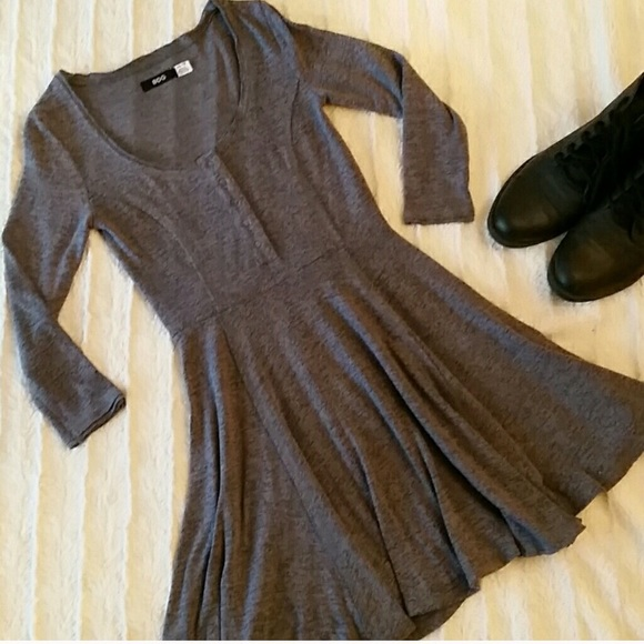 Urban Outfitters Dresses & Skirts - Gray urban outfitters dress